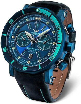 Vostok Europe Lunokhod 2 Grand Chrono 6S21-​620E278