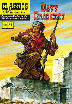 Classics Illustrated Davy Crockett - Modern # 61
