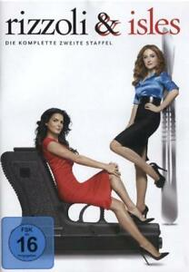 Rizzoli & Isles - Staffel 2  [4 DVDs] (2012)