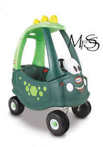 Little Tikes Cozy Coupe Dino  *   Brand New  *