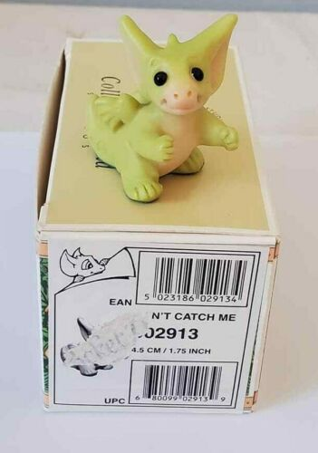 """2000 Whimsical World of Pocket Dragons  """" Can"""