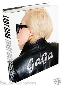 Lady Gaga X by Terry Richardson - New Hard Cover Book