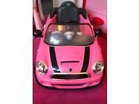 Licensed mini Cooper s electric ride on car
