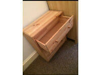 Chest of draws *£15