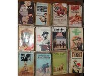 200+ Cowboys & Indians Novels from the 1950's to the 1980's.