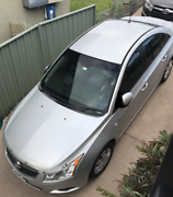 *MUST SELL* Holden Cruze 2011 CD Manual Silver 89,000km Wollongong Wollongong Area Preview