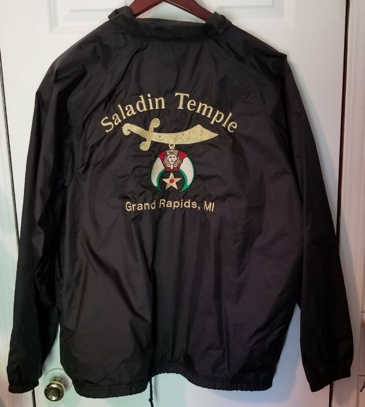 Masonic Hospital Dad Jacket