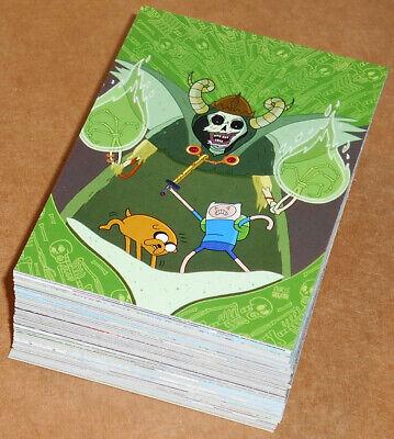 Adventure Time Trading Cards (Cryptozoic, 2014) ~ 54-CARD BASE SET