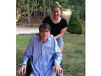 Part-Time Carers Wanted - Private House - Acton W3