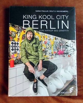 "Graffiti Buch / Magazine ""KING KOOL CITY BERLIN"" Hip Hop Montana Molotow MTN"