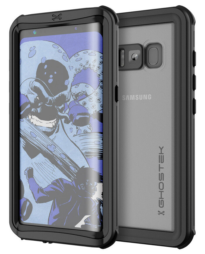 Купить Galaxy S8 / S8 Plus S8+ Case | Ghostek NAUTICAL Waterproof Shockproof Armor
