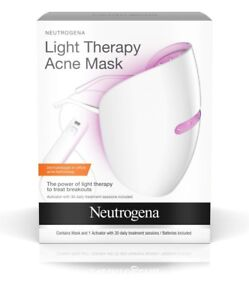 Neutrogena Light Therapy Acne mask, Brand New in box