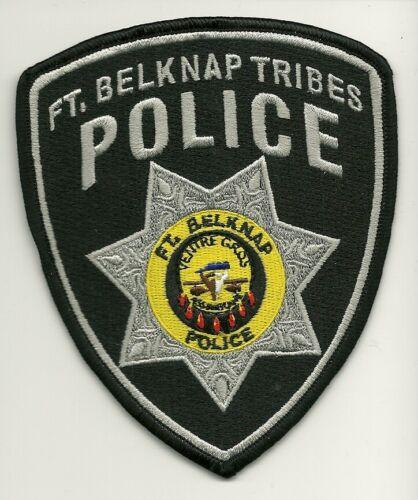 FT Belknap Tribal Police State North Dakota ND