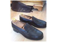 Loafer 7.5uk 42 Eu, Dark brown shoes
