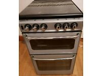 Gas Cooker Black n Silver New Home