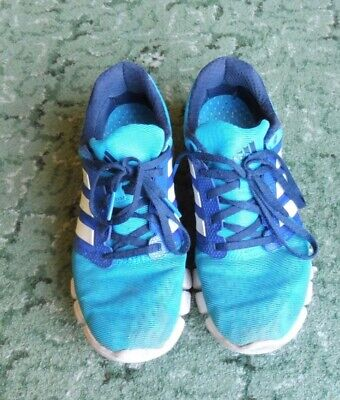 Men's ADIDAS Climacool Turquoise Trainers /Running Shoes UK 7.5