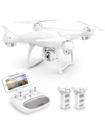 Potensic T35 GPS Drone RC Quadcopter w 1080P Camera FPV Live Video Dual GPS