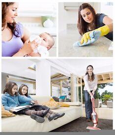 WANTED - Nanny/Housekeeper 5-6 days a week