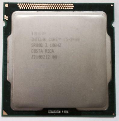Процессор Intel Quad Core i5-2500 3.3GHz