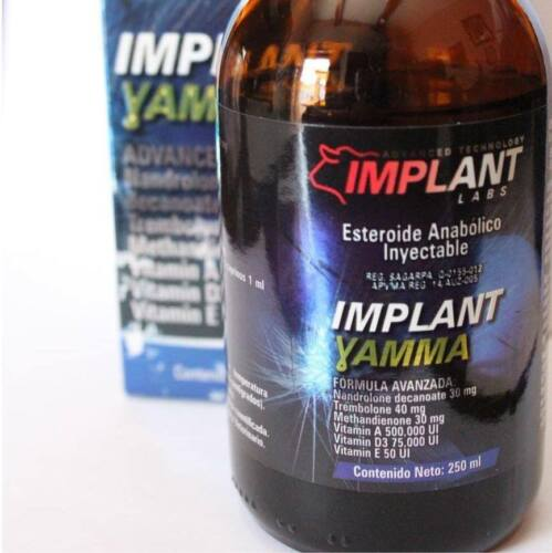 Implant Gamma 250 ml