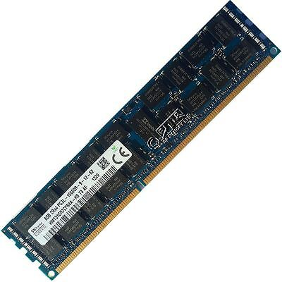 HP 8GB (1x8GB) PC3-10600R DDR3-1333 ECC Registered Server Ram memory 593913-B21