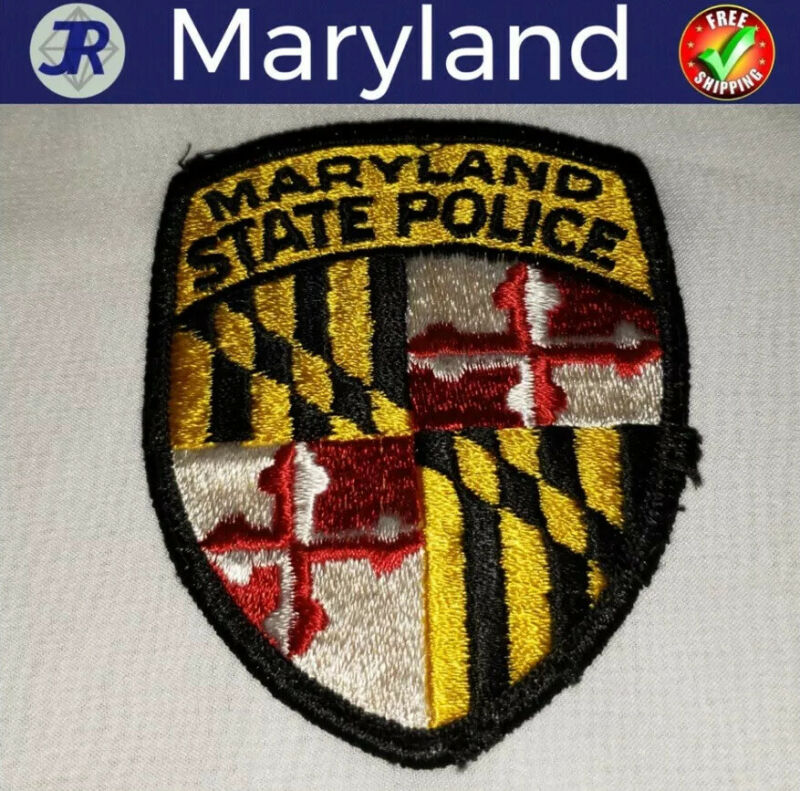 BALTIMORE MARYLAND MD Police Cadet POLICE PATCH