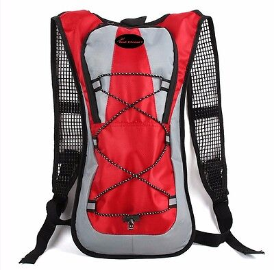 Hydration  backpack Best Fit 1 With 2 water