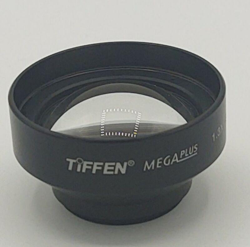 TIFFEN MEGAplus 1.3X TELEPHOTO CONVERTER Lens 30mm CAMERA LENS