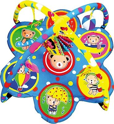 Baby Mat Play Gym Soft Activity Foam Musical Playmat Kids Toys Gym Floor Toddler