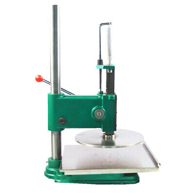 Larger Size! 14 inches Manual Household Pizza Dough Press Machine Pastry Maker