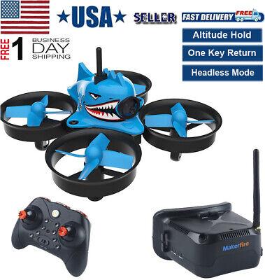 5.8G 40CH Micro FPV Racing Drone FPV 1000TVL Camera RTF Infinitesimal Quadcopter US NEW