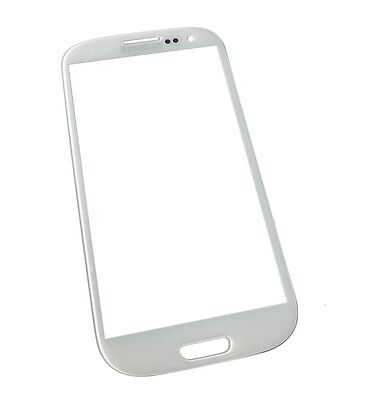 White Replacement LCD Screen Glass Lens Samsung Galaxy S III S3 i9300 I747 T999