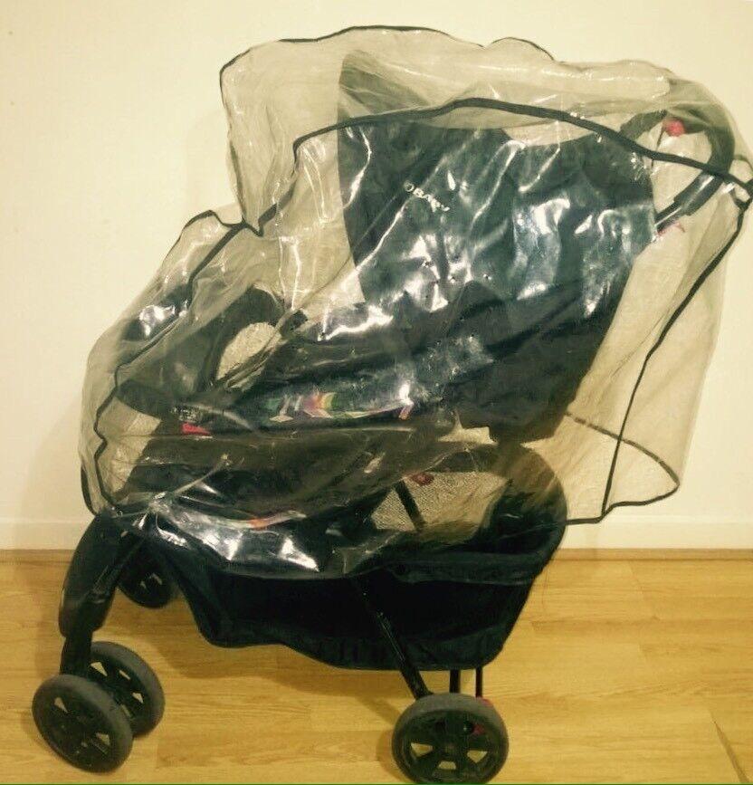 O Baby push chair / pram
