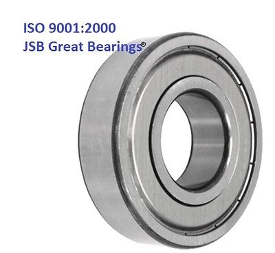 Qty.2 6004-zz Metal Shields 6004z Bearing 6004 2z Ball Bearings 6004 Zz