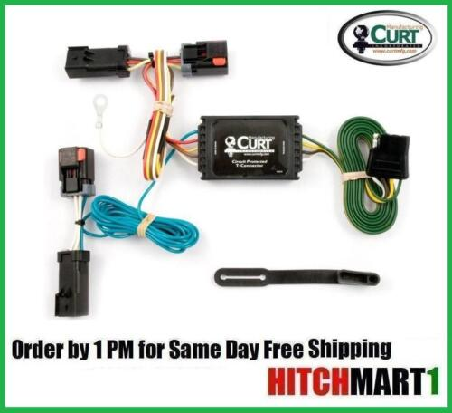 curt trailer hitch tow wiring for 2002 2007 jeep liberty 4. Black Bedroom Furniture Sets. Home Design Ideas