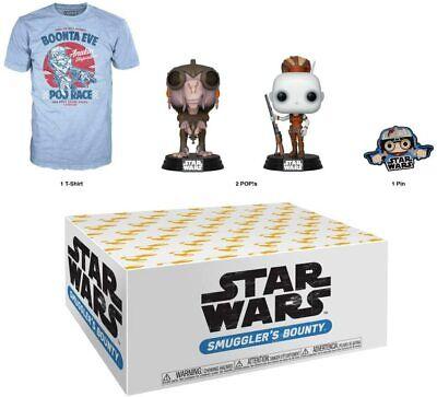 Funko Star Wars Smuggler's Bounty Subscription Box- August 2019 -Podracing Theme