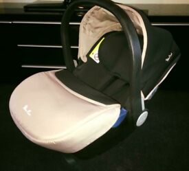 Simplicity Car Seat by Silver cross Sand Beige
