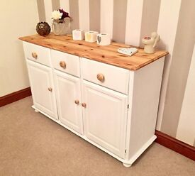 Newly Refurbished Pine Sideboard***£139***FREE DELIVERY