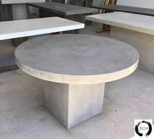 """The  Artemis"" Concrete Dining Table Eumundi Noosa Area Preview"