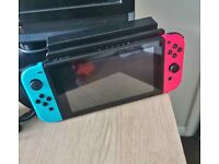 Nintendo Switch Console 32GB + Dock Charger HDMI