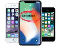 ££ I BUY £ : iPHONE/ X / 8 / 8 PLUS / NO SERVIC'E / NO SIGNA'L / PASSCODE / INSURANCE / LOCKED