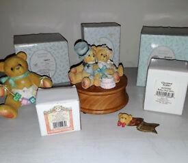 8 new Cherrished Teddies Figures