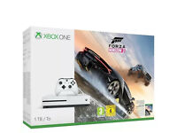 Brand new and boxed Xbox one 1TB with forza horizon 3, extra controller, headset , 2 games