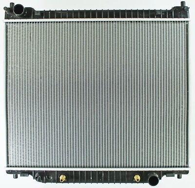 For Ford E-150 E-250 E-350 E450 Super Duty Econoline Wagon Radiator APDI 8012977 ()
