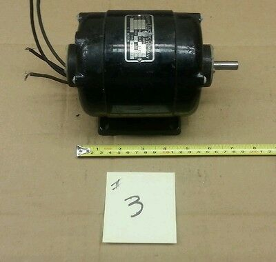 Bodine Electric Company Nsy-34 1800rpm Phase 1