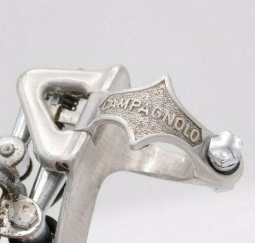 Campagnolo Record 1052/1 Front Deraileur Bronze Arm Vintage Bicycle 60