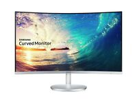 samsung 27inch curved monitor