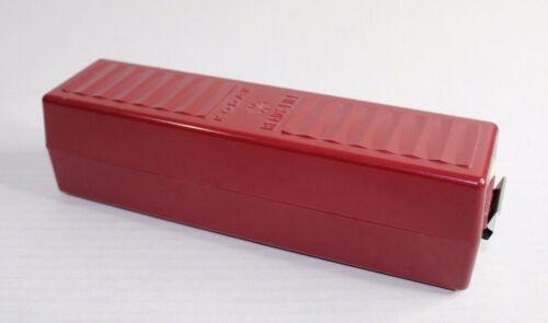 Vintage Kodak Ready File Red Slide Storage Box Ready 1 Box