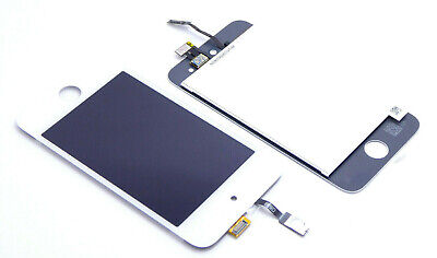 für Apple iPod Touch 4 LCD Display Bildschirm inkl Touchscreen Front Glas Screen Ipod Touch Touch