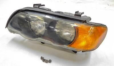 2000-2003 BMW X5 (E53) LEFT FRONT DRIVER SIDE HALOGEN HEADLIGHT HEAD LIGHT LAMP